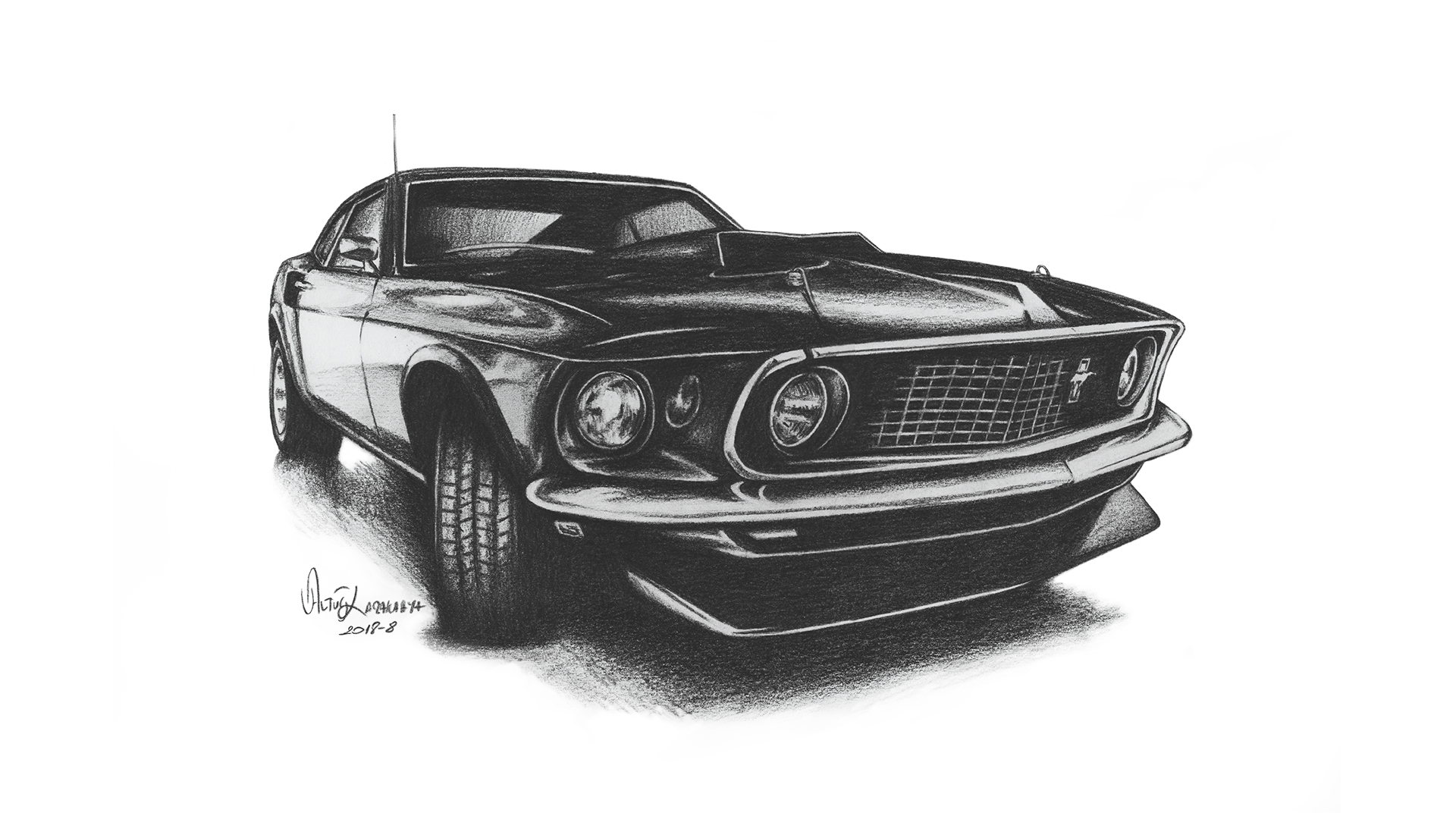 Ford Mustang